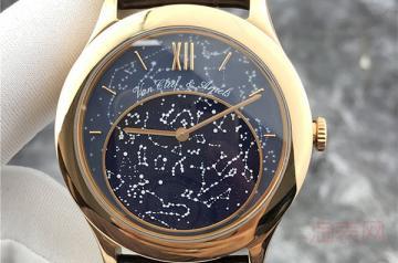 梵克雅宝二手手表回收价格如何