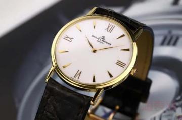 名士手表怎么回收价格会更高