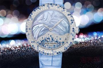 百达翡丽手表卖二手值钱吗