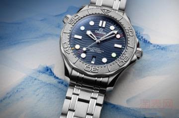 欧米茄手表回收报价看哪些因素