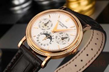 回收百达翡丽手表怎样做更占优势