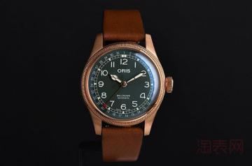 豪利时手表回收多少钱由什么决定