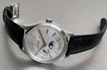 哪里回收二手真力时手表