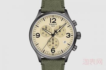 天梭石英手表1853回收价格因何不同