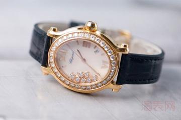 九五新的萧邦手表回收多少钱