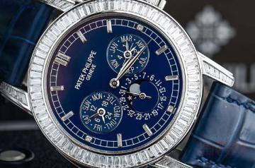 哪里有二手百达翡丽手表回收的地方