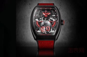 法穆兰手表回收中心便捷性超强