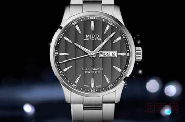 美度7000左右的手表能卖多少