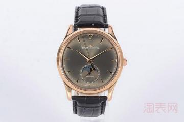 积家二手手表在回收中能卖多少钱