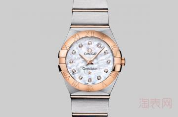 二手欧米茄手表回收多少价格算正常