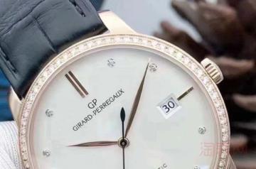 回收芝柏手表价格是多少