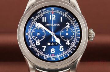 万宝龙男士手表回收价格如何