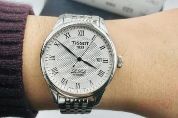 天梭手表4600回收价格是多少?