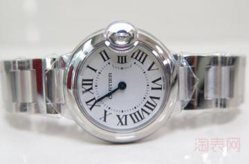 3万元的卡地亚手表能卖多少钱 有原价的一半吗