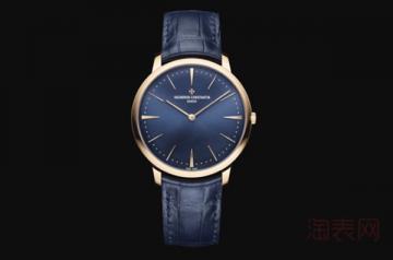 原价30万手表能回收多少钱