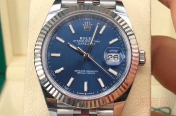 高档手表回收吗 能够回收到多少钱