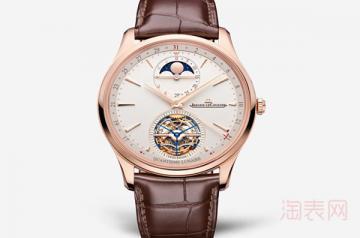 二手积家陀飞轮手表卖多少钱