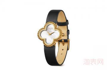 梵克雅宝四叶草手表二手回收多少钱