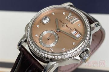 二手雅典手表回收价格怎么样