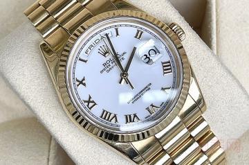 回收劳力士手表的店有哪些特征