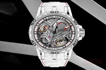 罗杰杜彼手表回收价格有原价几折