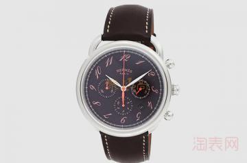 爱马仕手表回收占原价百分比因款而异?