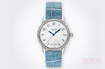 万宝龙宝曦二手手表回收能卖多少钱