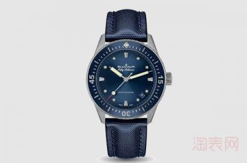 1万8的名牌手表回收折扣为多少