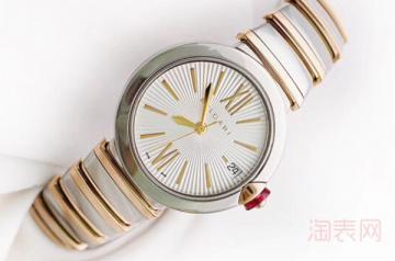 宝格丽18k金表回收价格怎么样?