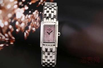 浪琴镶钻手表回收价格是多少