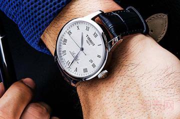 天梭1853手表的回收价位是多少