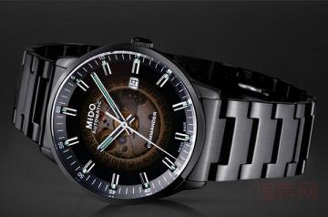 二手美度的手表能回收吗?