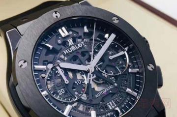 宇舶手表回收大概多少钱