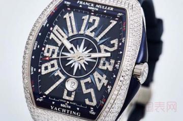 回收二手法穆兰手表哪里比较好
