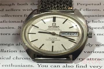 欧米茄751机芯手表能卖多少钱