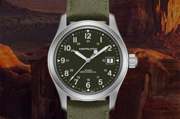二手汉米尔顿手表有人回收吗