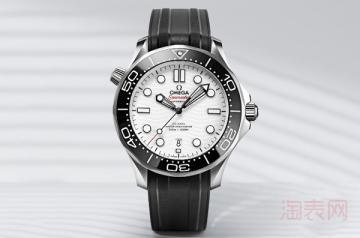 欧米茄海马手表二手还能卖多少钱