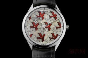 卖江诗丹顿二手手表去哪更可靠