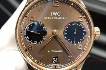 万国旧手表回收渠道去哪里找   回收价格如何