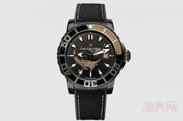 石英手表回收价格会比机械表低吗