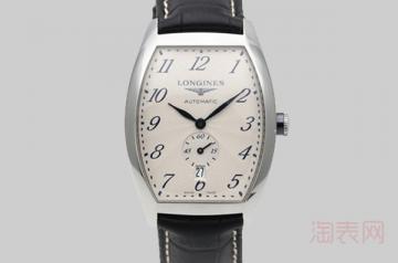 浪琴典藏二手表能卖多少钱 回收价值高吗