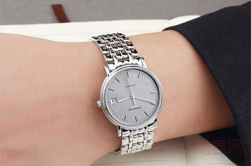 14000浪琴手表回收全新价位是多少