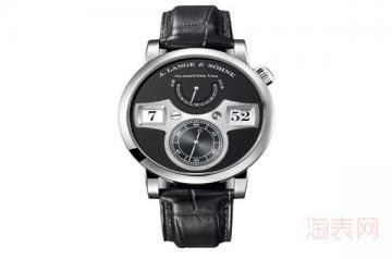 朗格手表回收比例与原价差多少