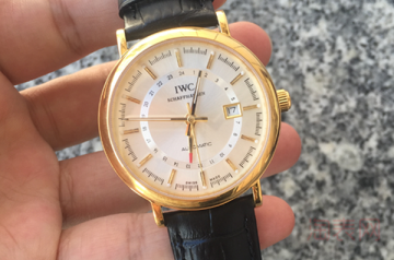 二手回收iwc手表是什么价钱
