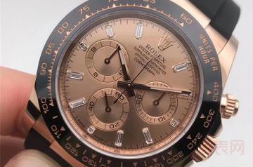 原价十万的劳力士手表能卖多少钱