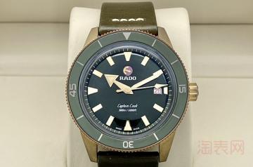 雷达的手表好回收吗 款式好不用愁