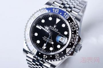 劳力士格林尼治手表二手回收多少钱
