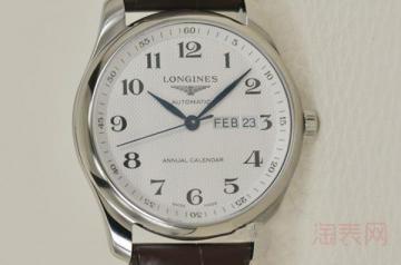 二手浪琴手表回收可以卖多少钱一个