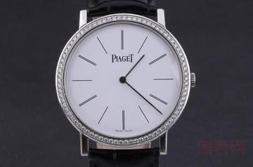 回收二手伯爵手表的报价怎么样 保值吗