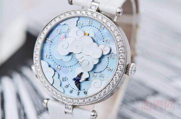 二手梵克雅宝手表回收转卖还值钱吗